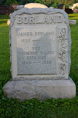 James and Catherine (Walker) Borland