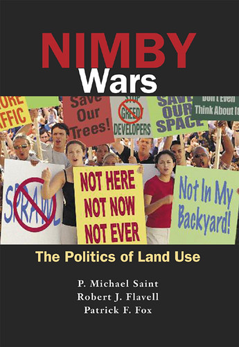Cover, Nimby Wars: The Politics of Land Use