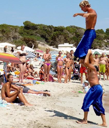 Playas de Ibiza Foto