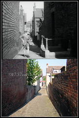 The Magnet (Brian Sayle) Tags: old england cinema film vintage comedy spot location british filming magnet 1950 ealing onlocation britishfilm wallasey newbrighton merseyside the filmlocation themagnet ealingcomedy britishcinema