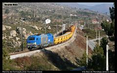 335001_forvbm (Ricardo_Mota) Tags: comboios 5001 comboiosdeportugal vossloh comsa linhadabeiraalta portugaltrains euro4000 335001 portugalrailways