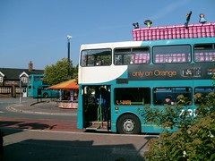 Double delight - all's fair in Sandbach (Peter-Smith) Tags: arriva sandbach
