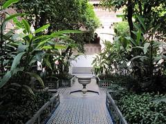Courtyard, La Bahia Palace, Medina, Marrakesh, Morocco (Bencito the Traveller) Tags: courtyard morocco medina marrakesh labahiapalace imperialcitiesmoroccogapadventures