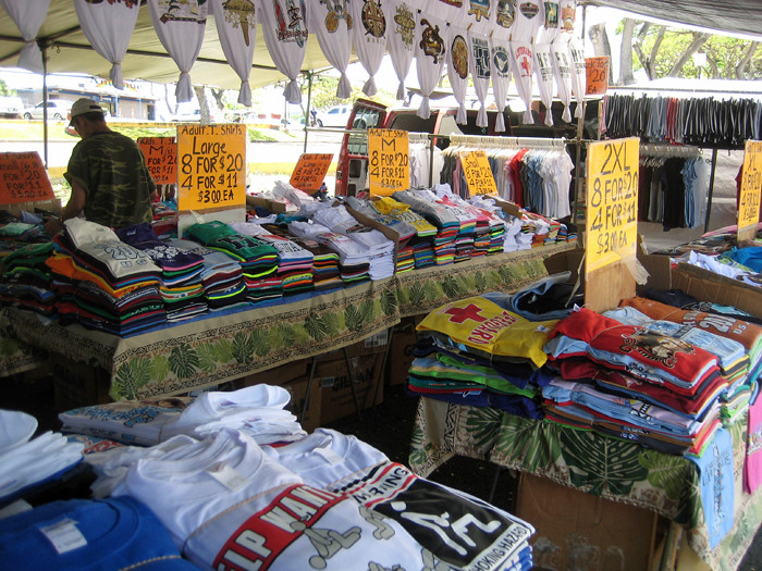 Aloha Stadium Swap Meet 2