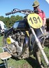 20eme Norman Scramble Royal Enfield Bullet 500 1960