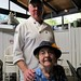 2010 FIW Chapel Hill - Penny with Chef Bill Smith