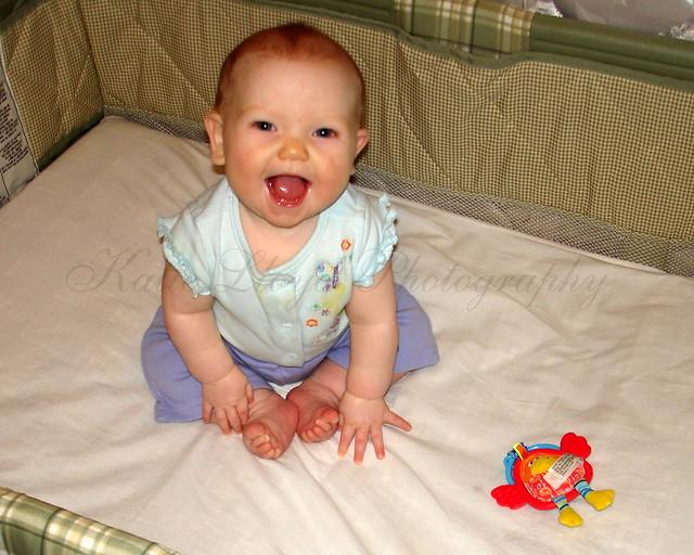 Rowan 7 months