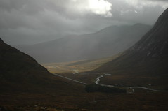 Valley view - Glen Coe - Scotland (Cycling the world) Tags: 15challengeswinner