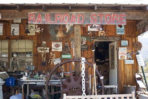 Railroad Store