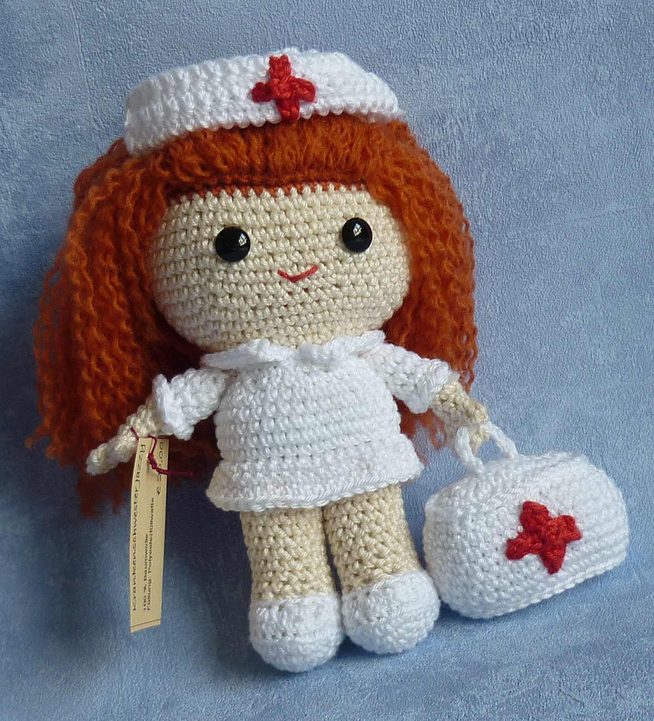 The Worlds Best Photos Of Crochet And Nurse Flickr Hive Mind