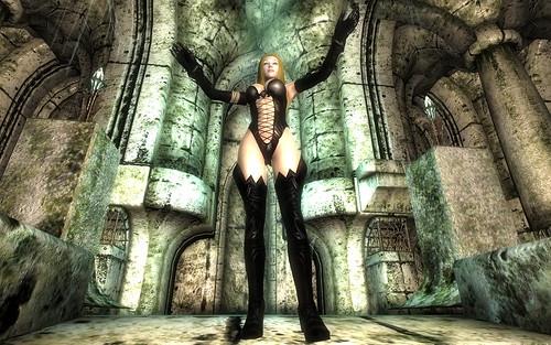 Arcanna's Flesh 14