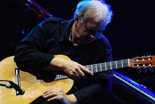 Ralph Towner. Jazz In Kiev 2010.