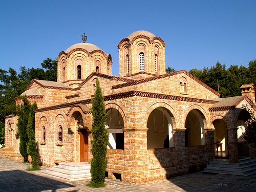 St Dionisios Monastery church