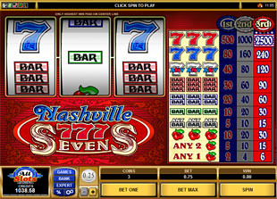 Nashville Sevens slot game online review