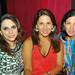Frances Rodriguez, Marta Castillo y Giselle Porras en Spacio Nero