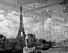 ~ busy busy busy ~ (Janey Kay) Tags: autumn blackandwhite oktober paris france blancoynegro home automne reflections movement frankreich october noiretblanc action eiffeltower streetphotography running busstop explore toureiffel stadt sep schwarzweiss frontpage reflets ville octobre mouvement 2010 laufen parigi chezmoi spiegelungen courir arrtdebus francja surlevif iloveparis paryz janeykay parisiledefrance niksilverefexpro panasoniclumixdmclx5 herbstherfst