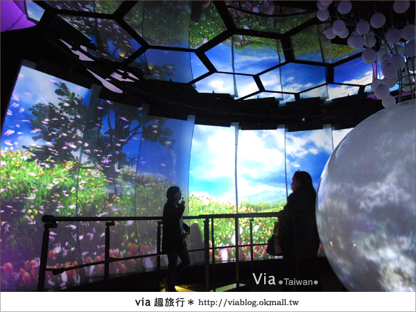 【花博夢想館】via遊花博(下)~新生三館:花博夢想館及未來館、天使生活館29