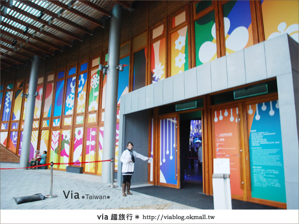 【花博夢想館】via遊花博(下)~新生三館:花博夢想館及未來館、天使生活館22