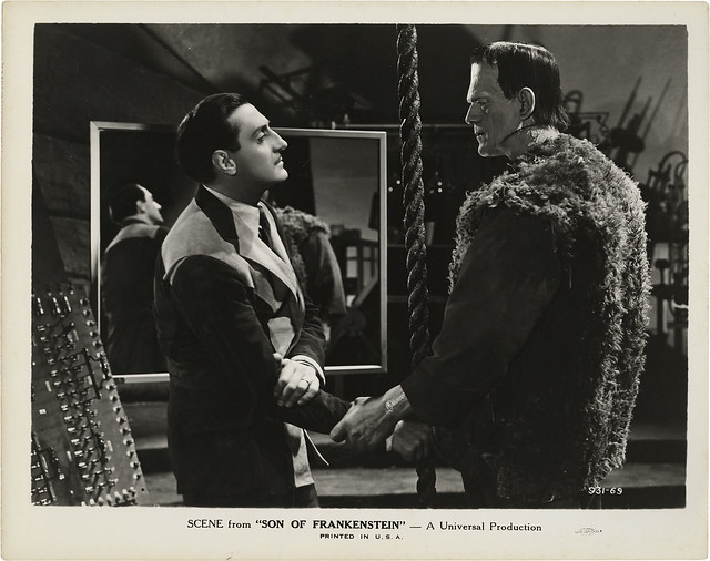 Son of Frankenstein (Universal, 1939) 11