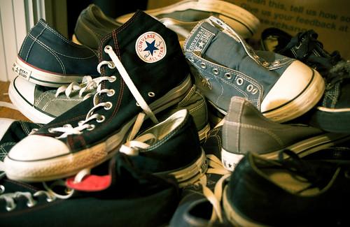 too many converse