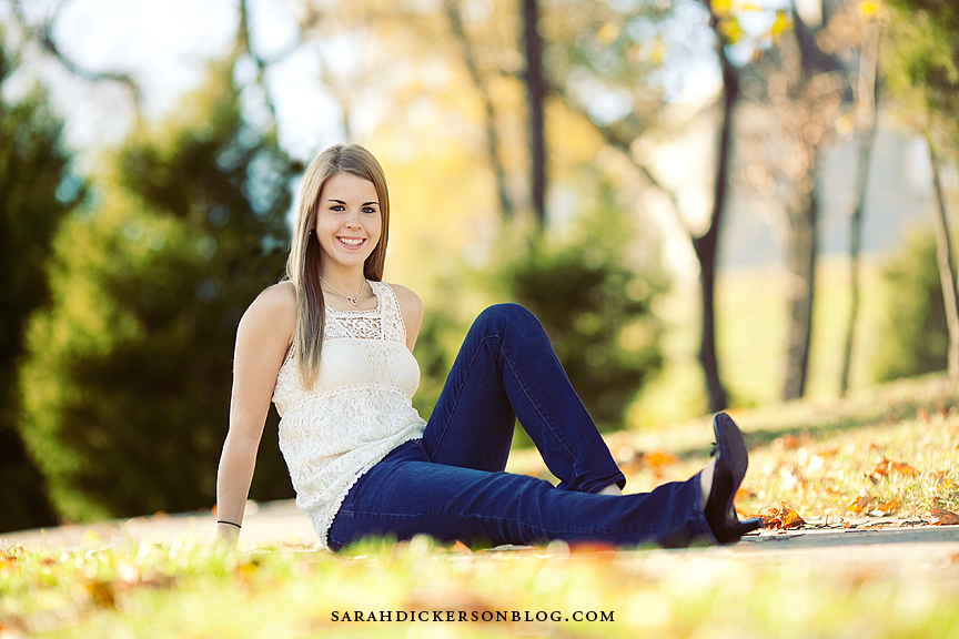 Briarcliff Village senior portrait photographers, Kansas City