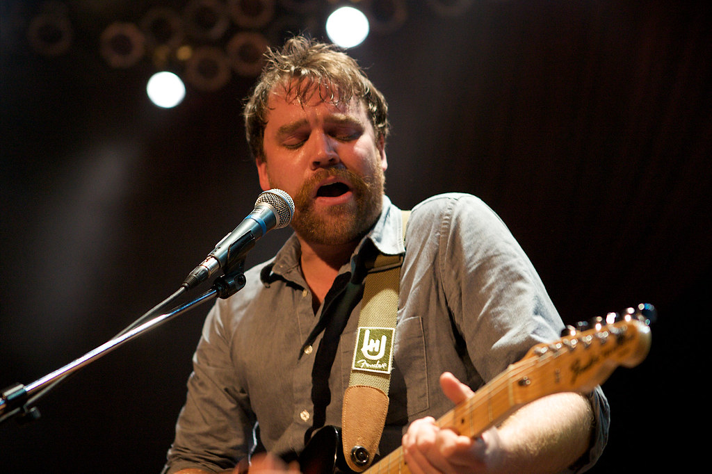 Frightened Rabbit @ House of Blues - 11/4/10