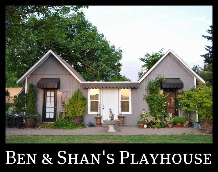 Ben & Shan's Playhouse