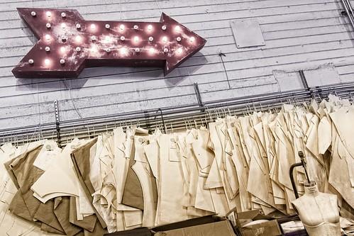 Portland Garment Factory 5674 A