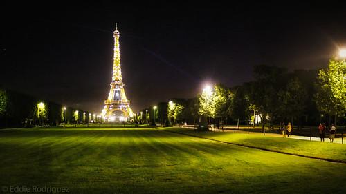 Sparkling Eiffel