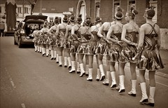 majorettes parade (april-mo) Tags: majorettes parade girls carnival france