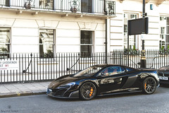 Long Tail (Beyond Speed) Tags: mclaren 675 lt 675lt spyder supercar supercars car cars carspotting nikon v8 black automotive automobili auto london mayfair