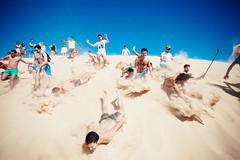 Busted (Leo Hidalgo (@yompyz)) Tags: playa bolonia beach cadiz andalucía españa spain landscape paisaje retrato people fun trip travel explore yompyz