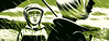 Michael Cho on Ape on the Moon (moonape) Tags: illustration blog paintings retro illustrator gouache feature inks inked inkart twotone michaelcho contemporaryillustration choart alexmathers apeonthemoon moonape
