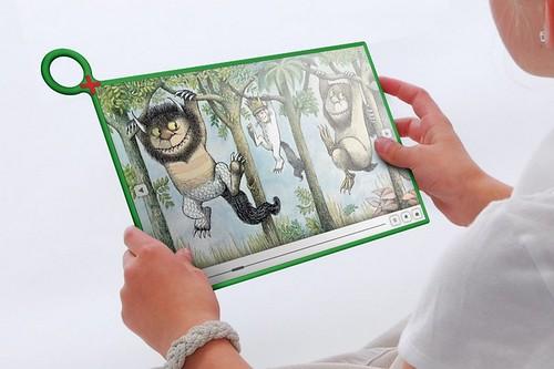 OLPC XO-3 Concept Tablet