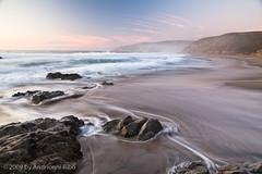 7860 (Andrionni Ribo) Tags: longexposure beach waves pointreyes mcclure nationalseashore naionalpark