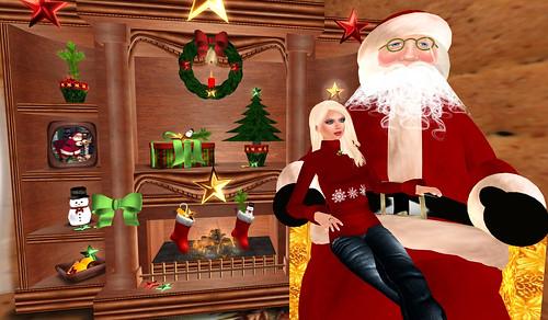 Last Santa visit