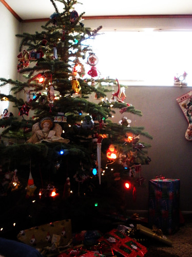 Downstairs Tree