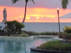 Denarau Island Sunset