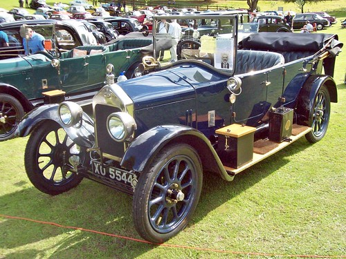 83 Wolseley E3 Tourer (1923)
