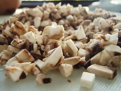 homemade mushroom ravioli - 03