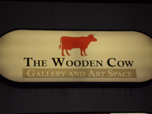 The Wooden Cow Gallery and Art Space