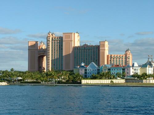 Hotel Atlantis en Las Bahamas