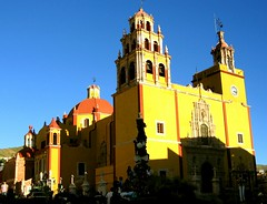 Basílica de Guanajuato (copito_m) Tags: méxico architecture churches places guanajuato iglesias abigfave platinumphoto aplusphoto diamondclassphotographer worldtrekker