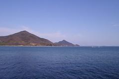 御嶽山と青佐山