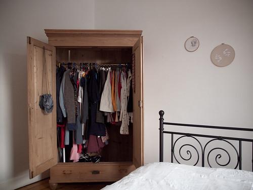 YIP 9 - 9th Jan - wardrobe
