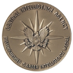 CIA medal Intelligence Commendation Medal