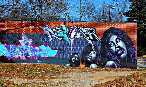East Atlanta - graffiti