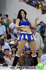 Sexy bailarina de los Tigres del Licey3