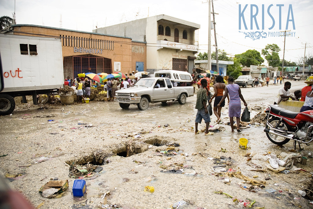 Hope For The Children Of Haiti