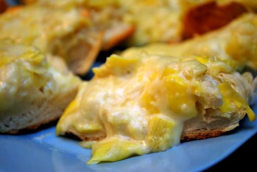 Artichoke Bread-1